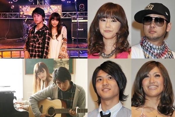 Zenzouren/ニュース:『音楽人』佐野、桐谷、MAY'Sと握手出来るかも!?(大